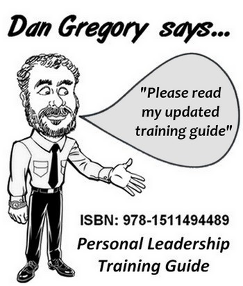 Dan Gregory - Personal Leadership Training Guide